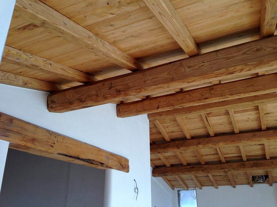 Legno Disegno Soffitto ~ Il meglio del design degli interni