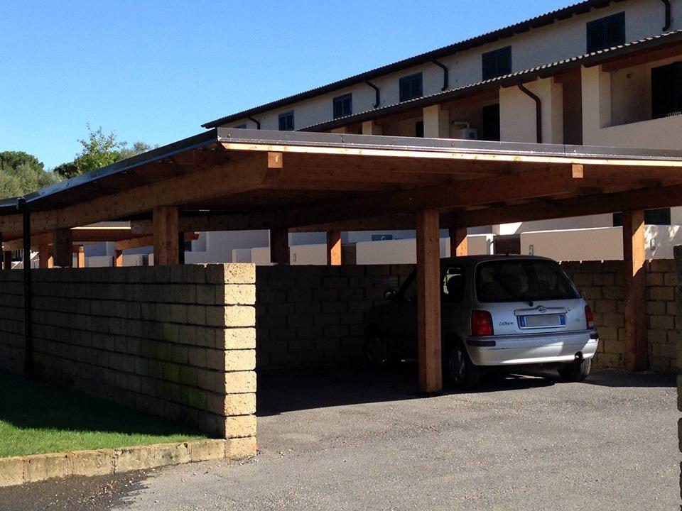 box auto in legno, tettoie in legno per posto auto, garage ...