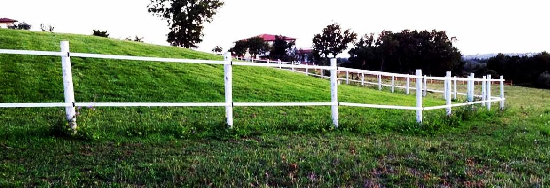 Staccionate in legno italfrom steccato in legno di pino l x h staccionata doghe per recinzione - Staccionate in legno per giardino ...