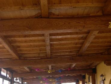 Vendita di tavolato per sottotetti piangoli legno - Tavole di legno per edilizia ...